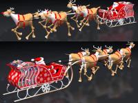 Modelos Para Trackmania United/Nations Forever Preview_Santa