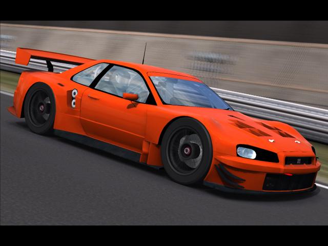 Trackmania Carpark • View topic - Nissan Skyline R34 GT-R JGTC