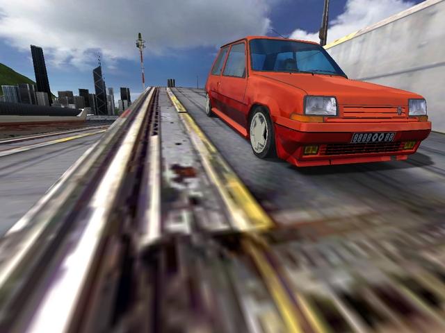 Renault 5 Turbo Raider. logged Renault+5+gt+turbo