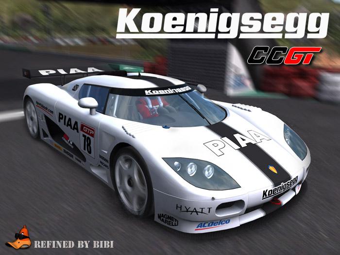 Koenigsegg One 1 >> Trackmania Carpark • 3D Models • Koenigsegg CCGT