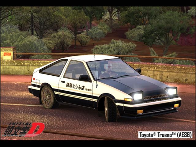 Corolla Trueno AE86