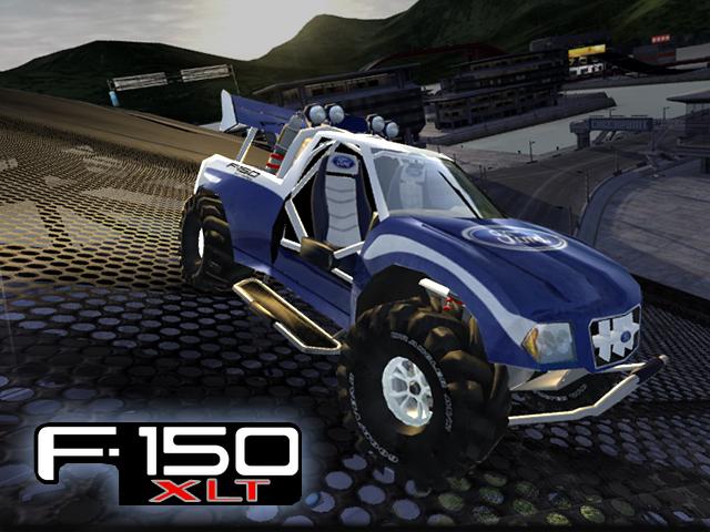 Ford F-150 XLT Triton