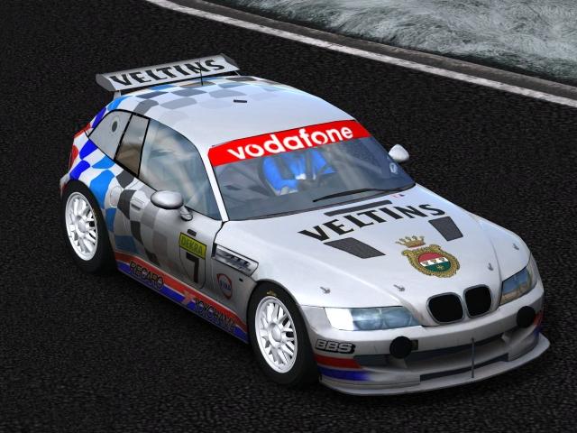 Trackmania Carpark 3d Models Bmw Z3 M Coupe