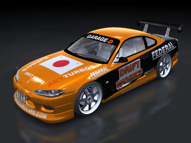 [Image: Nissan%20Silvia%20Drift%20works%201.jpg]