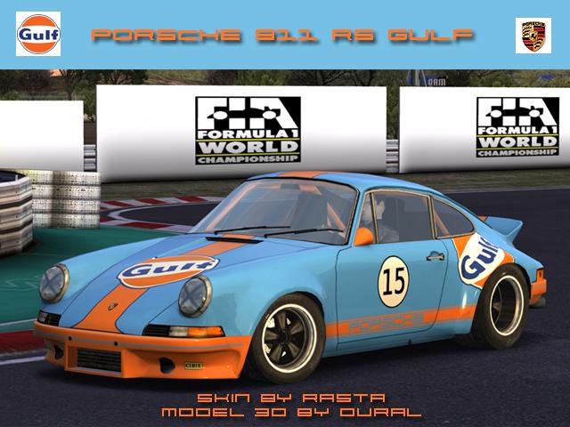 Gulf..... - Page 2 Porsche911RSGulf