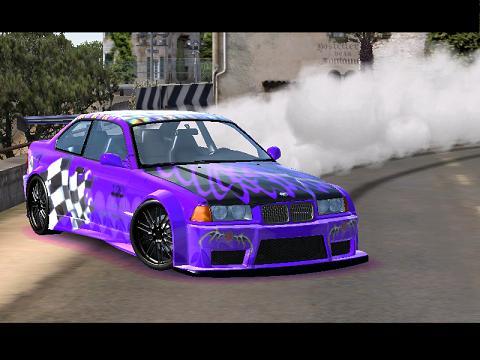 Purplecar on Bmw E36 M3