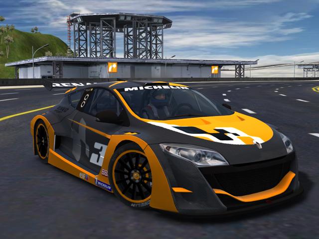 Trackmania Carpark 2d Skins Renault M 233 Gane Sport Trophy