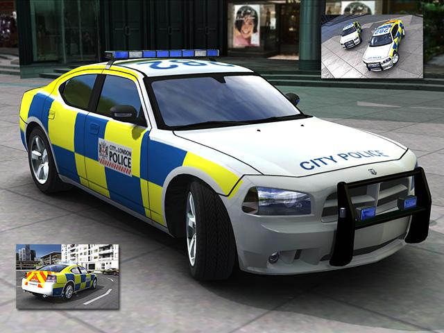 Trackmania Carpark 2d Skins Dodge Charger London Police