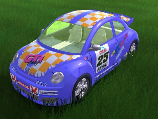 trackmania carpark 2d skins new beetle 39 99 troph e andros. Black Bedroom Furniture Sets. Home Design Ideas