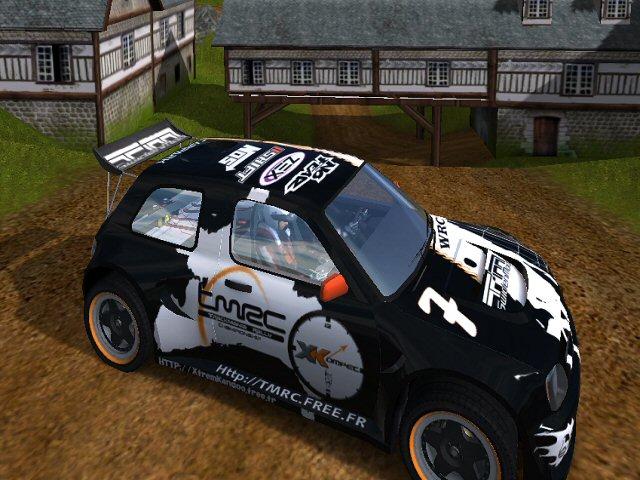 Trackmania Carpark 2d Skins Micra Tmrc